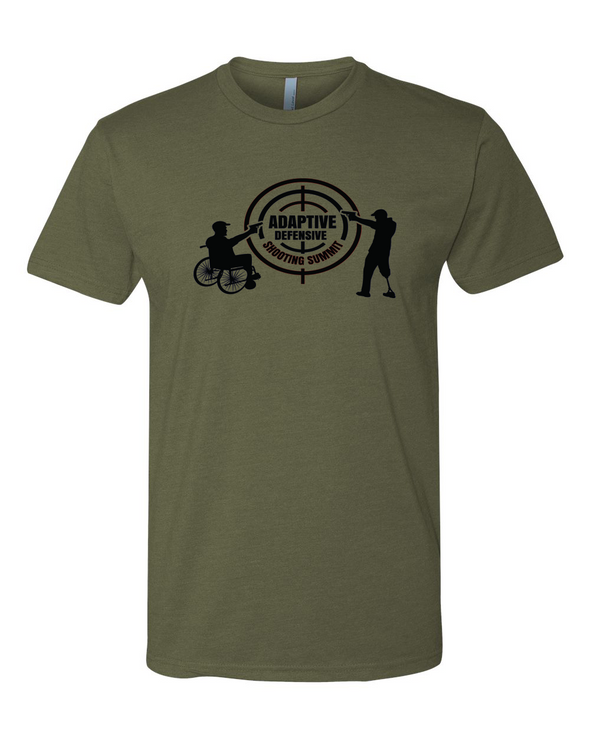Adaptive shooting shirt