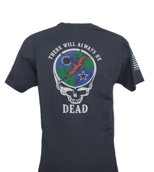 Shirt - 2d Ranger Bn 75th Dead Head