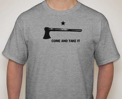 Shirt - Men's Come And Take It