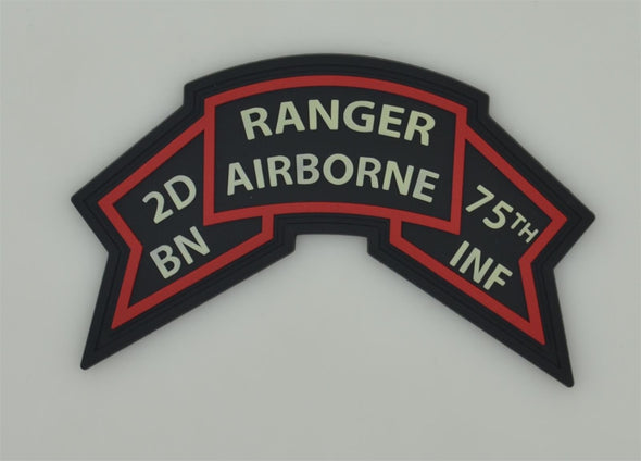Velcro Patch - 2d Bn Old Scroll