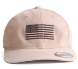 Hat - Flexfit American Flag with 75th DUI