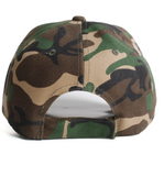 Hat - Woodland DUI Ball Cap