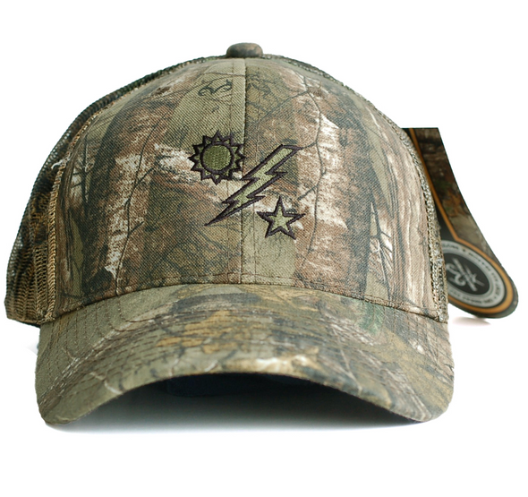 Hat - DUI Realtree Trucker OD