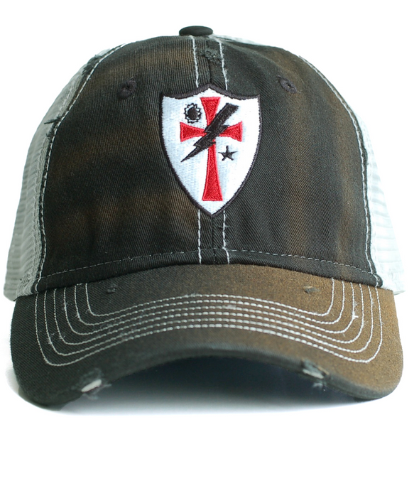 Hat - Crusader DUI Trucker