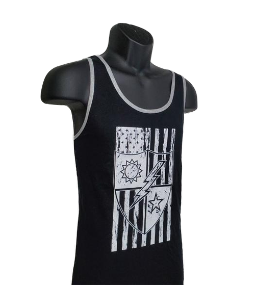 Tank Top - Men's DUI Flag