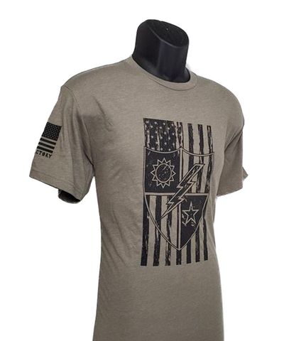 DUI Flag Shirt