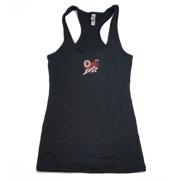 Ladies - DUI Heart Tank Top