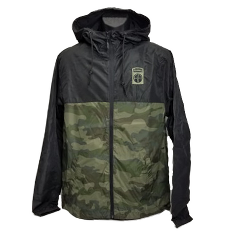 82nd Airborne Independent Windbreaker