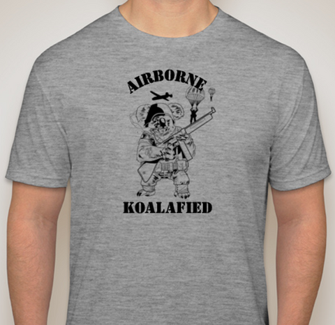 Men's - Airborne Koalafied