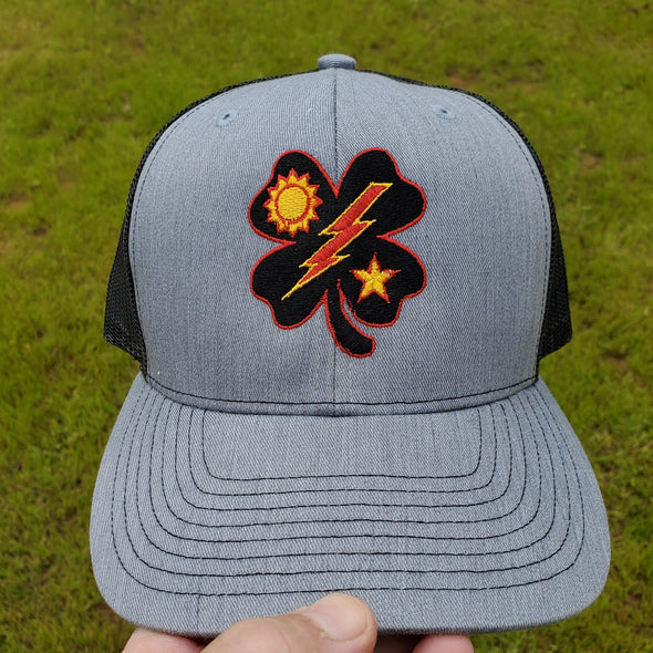 Hat - Black Clover 75th DUI Richardson Mesh Back