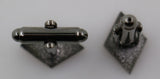 2 Diamond Cuff Links
