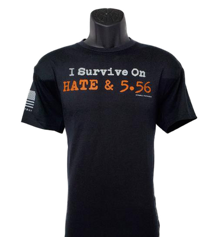 Shirt - Hate and 5.56
