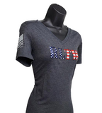 Ladies - RLTW Flag Shirt