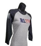 Ladies - RLTW Baseball Jersey