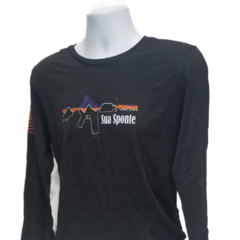 Shirt Long Sleeve - M4 Sua Sponte
