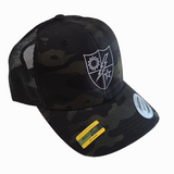 Multicam Black 75th DUI Black and Silver