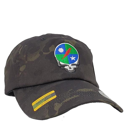 75th Dead Head Multicam Cap