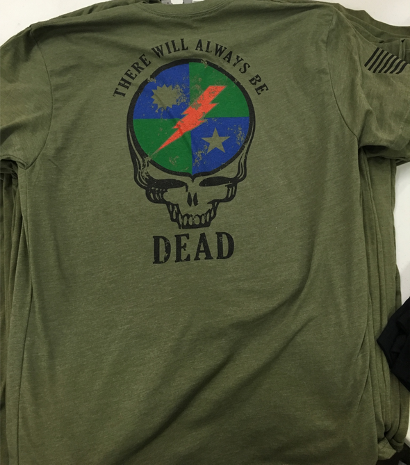 Men's - 75th Dead Head Old Version