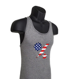 Tank Top - Patriot DUI Outline