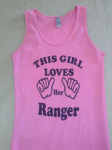 Tank Top - Ladies This Girl