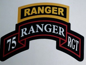 Stickers - 75th Regt and STB