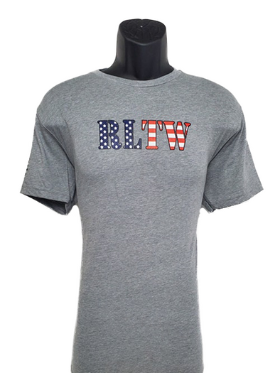 Men's - RLTW Flag Shirt