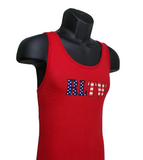 Tank Top - Men's RLTW Flag