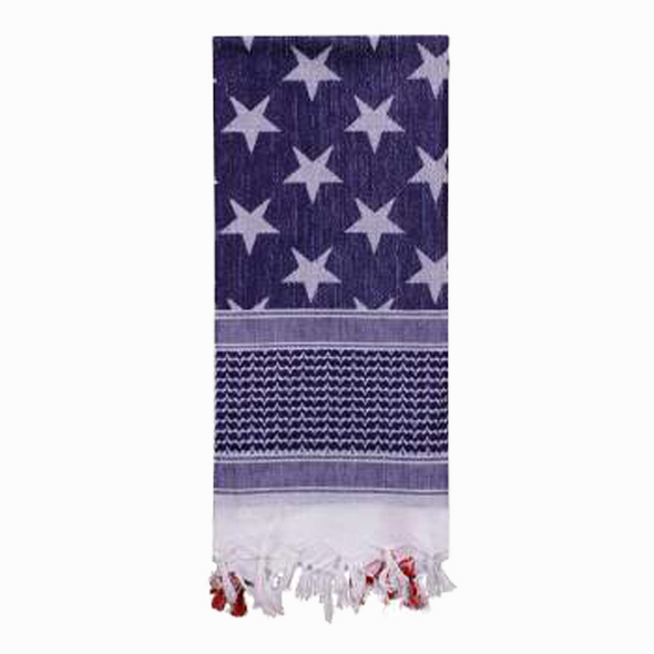 Shemagh - Stars and Stripes Scarf