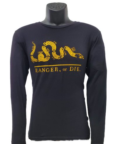 Long Sleeve Shirt - Ranger or Die