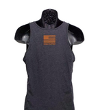 Rangers Orange Diamond Tank Top