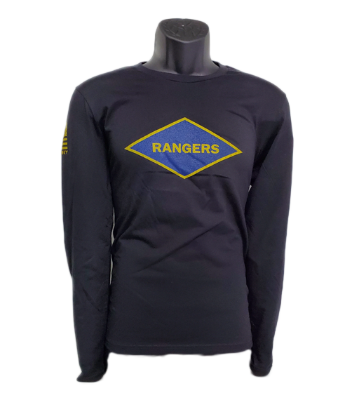 Rangers WWII Long Sleeve shirt
