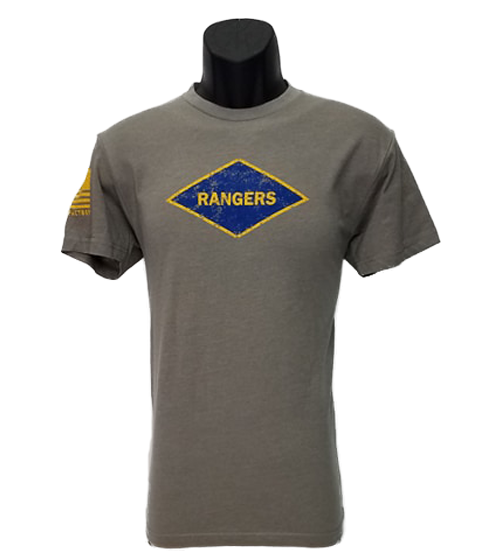 Rangers WWII Diamond shirt