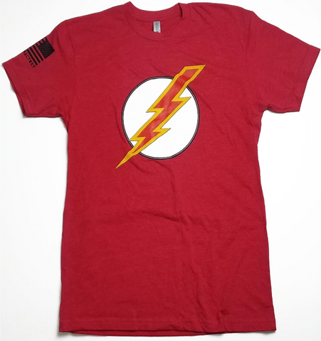 Shirt - TF Red Flash