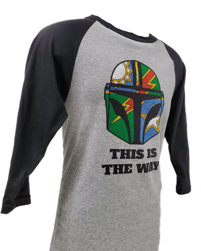 Baseball shirt - This is the Way