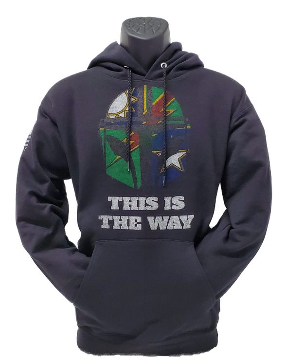 Hoodie - This is the Way Back Order
