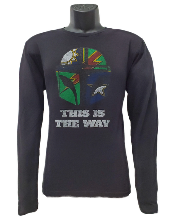 Long Sleeve This is the way shirt