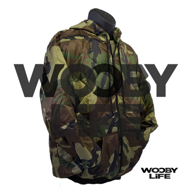Wooby Life - Woodland Zipper Hoodie