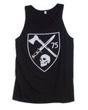 Tank Top - Chop and Skull