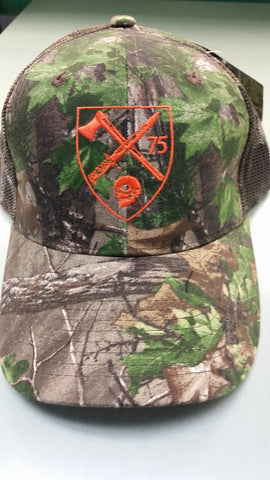 Hat - Chop and Skull Realtree Hunter