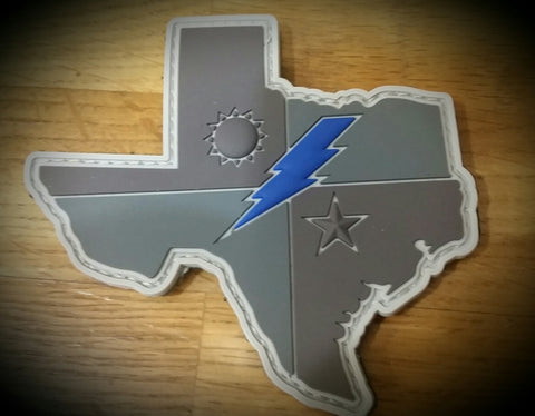 Velcro Patch - Texas DUI