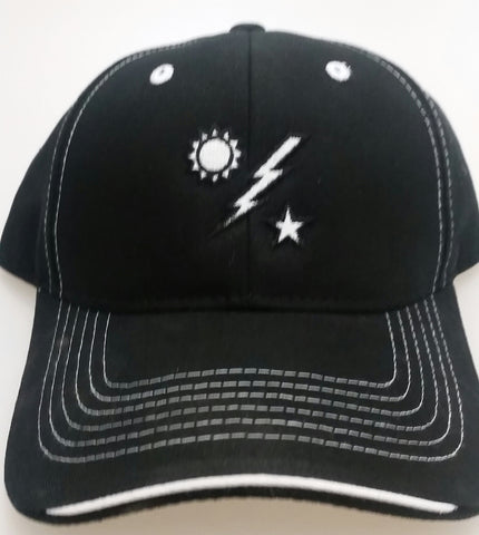 Hat - DUI Ball Cap - Black Glow