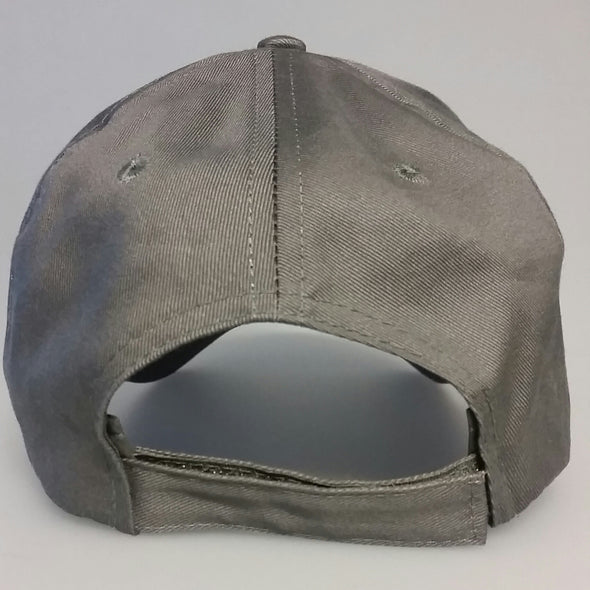 Ladies - Gray DUI cap