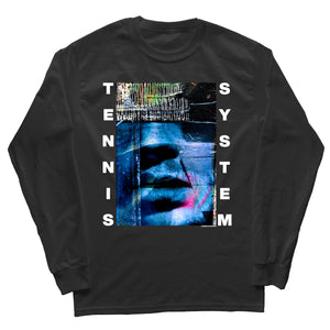 "Tennis System ""Autophobia"" Long Sleeve (Black) (Pre-Order)"