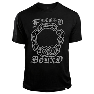 "Fucked and Bound - ""Chain"" T-Shirt"