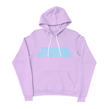 "Load image into Gallery viewer, Tennis System ""Autophobia"" Pullover Hoodie (Pink) (Pre-Order)"