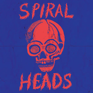 "Spiral Heads - ""S/T"" 7"" EP"