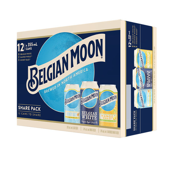 Belgian Moon Share Pack