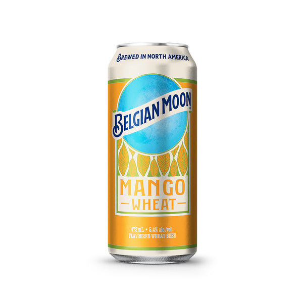 Belgian Moon Mango Wheat