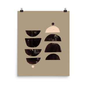 Stacks on Stacks - Art Print