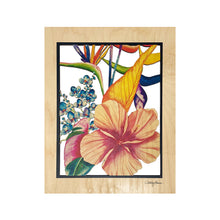 Load image into Gallery viewer, BOTANICAL BLEND 11X14 CUTOUT WALL ART